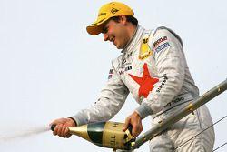 Championship podium: Gary Paffett