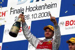 Podium: 1. Timo Scheider, Audi