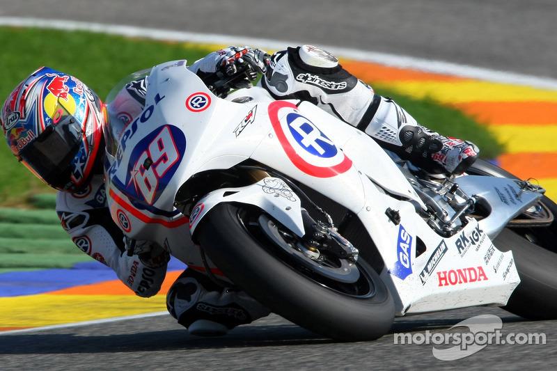2008: GP de Valência, 5º lugar