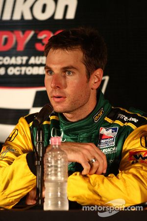 Post-qualifying press conference: Will Power