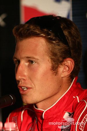 Conférence de presse post-qualifications : Ryan Briscoe