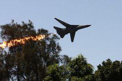 F-111 Dump and Burn