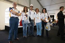 Press conference with Lucas Di Grassi