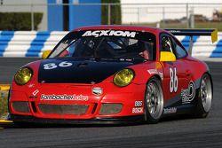 #86 Farnbacher Loles Racing Porsche GT3: Daniel Graeff, Ed Pead, Ron Yarab Jr.