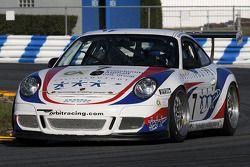#7 Orbit Racing Porsche GT3: Hiram Cruz, Omar Rodriguez
