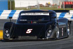 #5 Penske Racing Porsche Riley: Romain Dumas