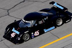 #45 Orbit Racing BMW Riley: Leo Hindery Jr., Darren Manning, Kyle Petty, Michael Riolo, Lawrence Stroll