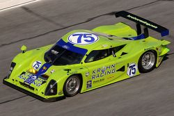 #75 Krohn Racing Pontiac Lola: Nic Jonsson, Tracy Krohn, Ricardo Zonta