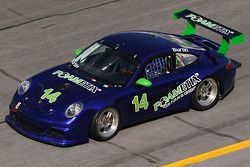 #14 Autometrics Motorsports Porsche GT3: Jack Baldwin, Claudio Burtin