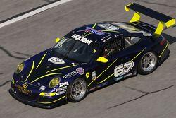 #67 TRG Porsche GT3: Steve Miller, Chris Pallis, Steve Zadig