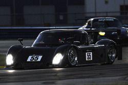 #55 LevelFive Motorsports BMW Riley: Christophe Bouchut, Marc Goossens, Scott Tucker, Ed Zabinski