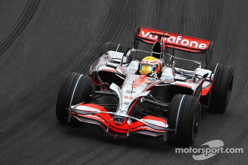McLaren MP4-23 (2008)