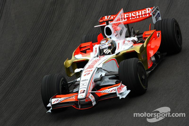 2008 : Force India VJM01