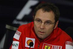 Стефано Доменикали, спортивный директор Scuderia Ferrari