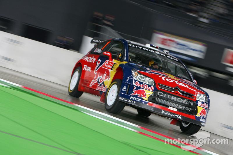 2008 - Citroën C4 WRC
