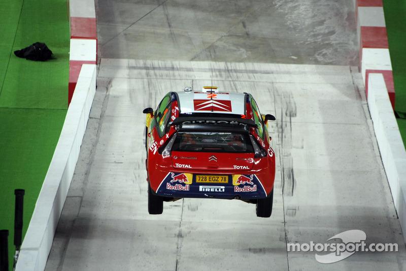 Daniel Sordo y Marc Marti, Citroen Total WRT, Citroen C4