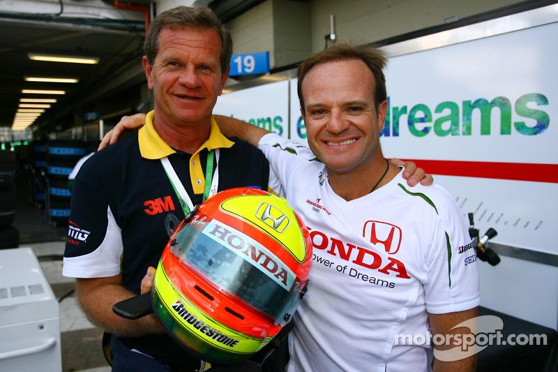 Ingo Hoffmann e Rubens Barrichello também são paulistanos