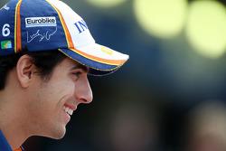 Lucas Di Grassi, pilote essayeur Renault F1 Team