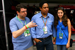 Representatives of The Rio 2008 Olympic Bid