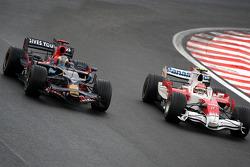 Timo Glock, Toyota F1 Team, Sébastien Bourdais, Scuderia Toro Rosso
