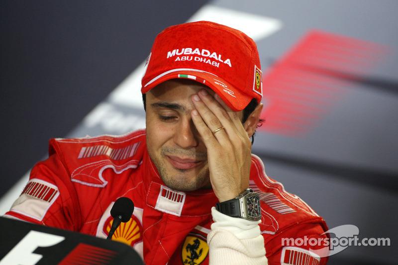 Прес-конференція: переможець гонки Феліпе Масса