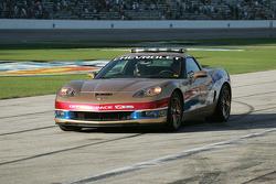 La Chevrolet Corvette Pace Car