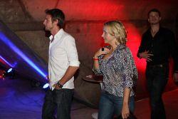 Fin de temporada fiesta, Memorial da América Latina: Jenson Button y compañía