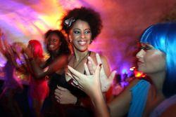 End of season party, Memorial da America Latina: girls