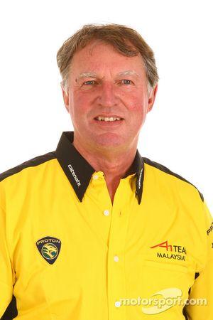 Julian Randles, A1 Team Malaysia Team Manager