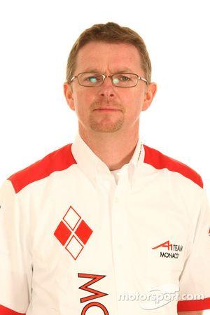 Graham Taylor, A1 Team Monaco Team Manager