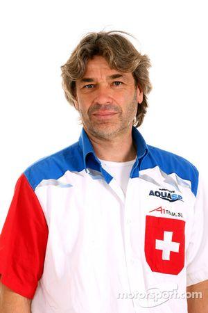 James Robinson A1 Team Switzerland