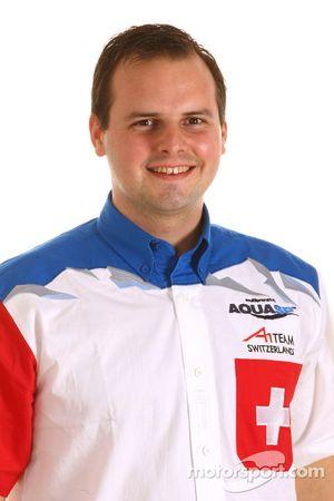 Michael Schneider, A1 Team Switzerland Team Manager