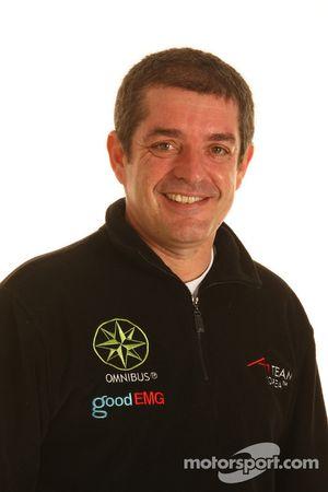 Martin Stone, A1 Team Korea Team Manager