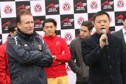 Don O'Riordan and Tony Xu, Chengdu Blades