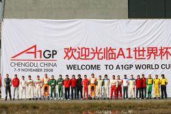 A1GP Drivers