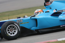 Narain Karthikeyan, pilote de A1 Team India