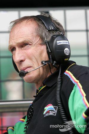 Humphrey Corbitt, membre de l'équipe A1 d'Afrique du Sud