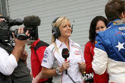 Diana Binks, TV