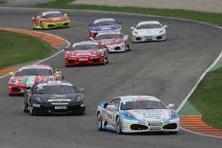 Friday race: Giorgio Sernagiotto