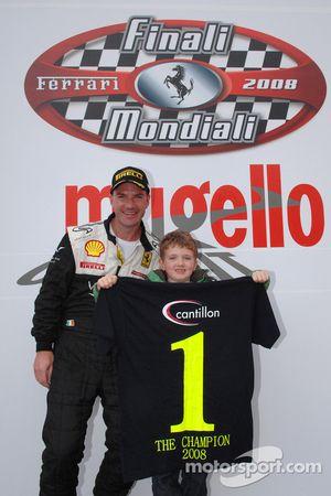 Course de vendredi: Michael Cantillon