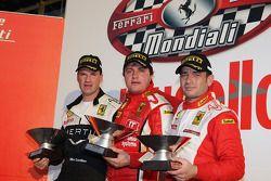 Saturday race: Coppa Shell Podyum