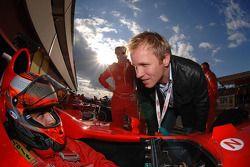 Saturday: Luis Perez Companc ve Petter Solberg