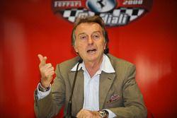 basın toplantısı: Luca di Montezemolo