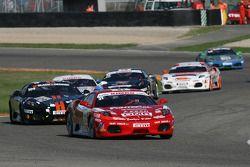 Sunday Trofeo Pirelli race: Giuseppe Cir����