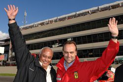 Guiseppe Risi et Amato Ferrari