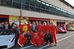 Sunday: les pilotes FXX avec Luca di Montezemolo