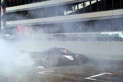 Sunday: Luca Badoer ve Michael Schumacher
