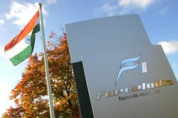 Sede de Force India F1, Silverstone, England