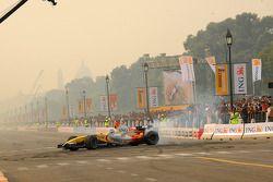 Lucas Di Grassi dans laRenault F1 R28