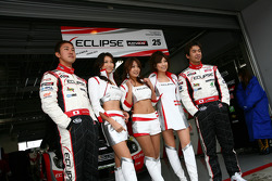 Eclipse Advan SC430 : Takeshi Tsuchiya, Hiroaki Ishiura